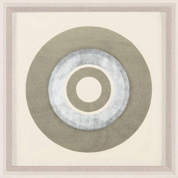 Silkscreen Portals, Night Grey