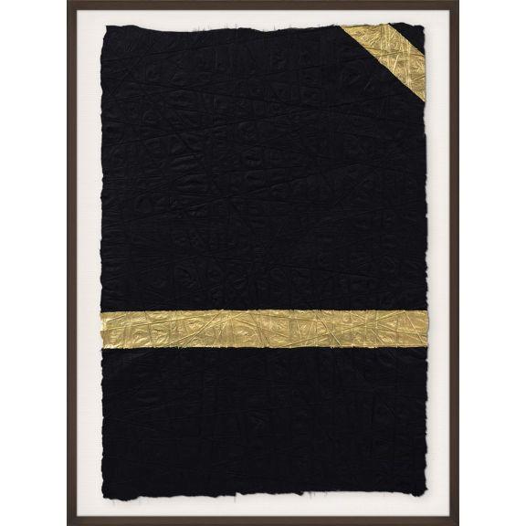 String Paper Black