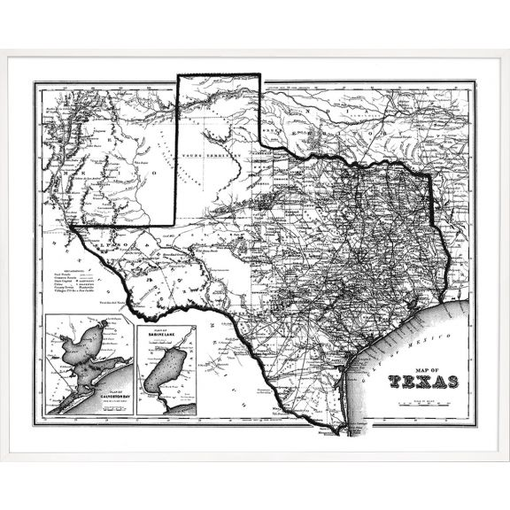 An American Journey, Large: Texas 1