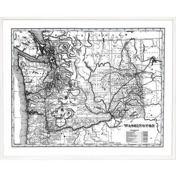 An American Journey, Large: Washington 1