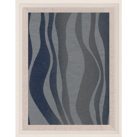 Water Study Stripes, 1
