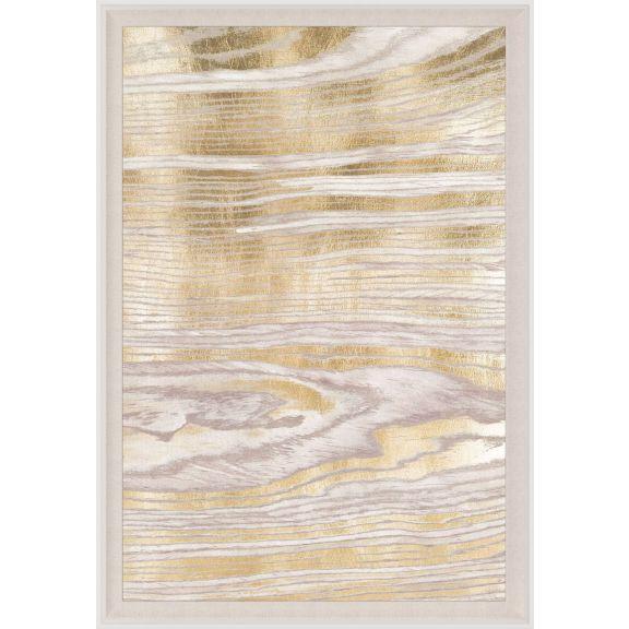 Gold Wood Grain 2